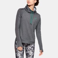 UnderArmour.com deals on Under Armour Featherweight Fleece Funnel Neck Women's Long Sleeve Shirt