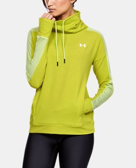 a5fb7f9197 Best Seller Women's UA Featherweight Fleece Funnel Neck 1 Color Available  $54.99