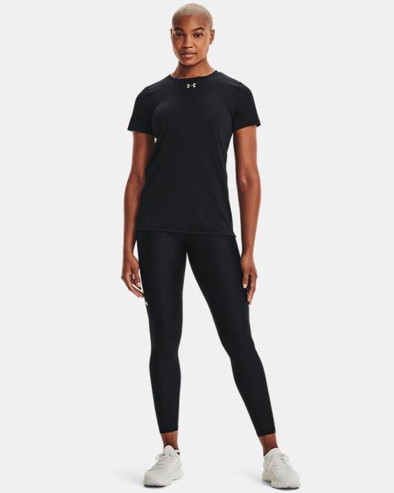 Women's UA Locker T-Shirt, Black, pdpMainDesktop image number 1