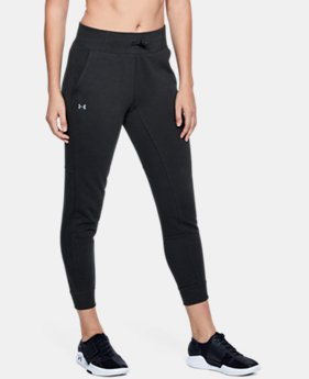 New Arrival Women's UA Threadborne Terry Pants  1 Color $65