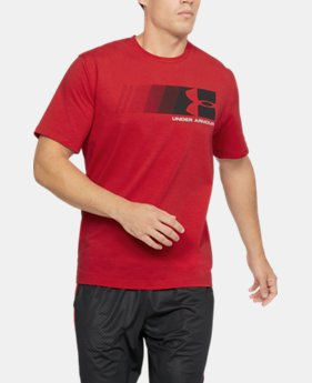 Men's UA Fast Left Chest Logo T-Shirt  1  Color Available $25