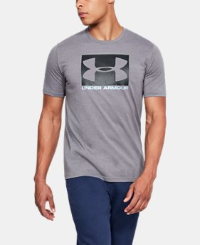 New Arrival Men's UA Boxed Sportstyle T-Shirt  2 Colors $25