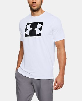 Men's UA Boxed Sportstyle T-Shirt  1  Color Available $18.75
