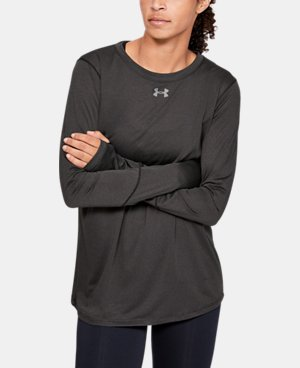 Women's Long Sleeve Workout Shirts | Under Armour US