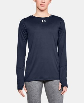 Women's UA Locker 2.0 Long Sleeve  1  Color Available $35