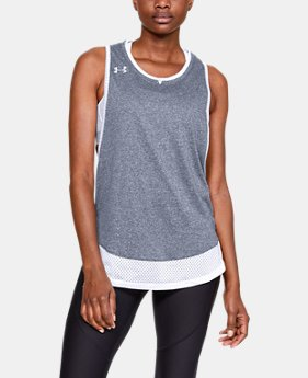 New Arrival Women's UA Locker Muscle Tank  1  Color Available $30