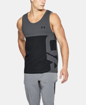 Men's UA Summer Tank  1  Color Available $21
