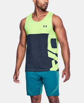 New Arrival Men's UA Summer Tank  2 Colors $30