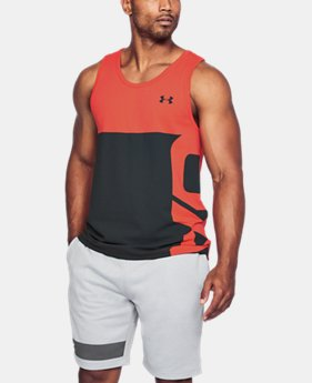 Men's UA Summer Tank FREE U.S. SHIPPING 1  Color Available $30