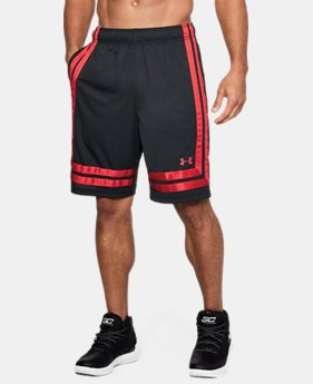 "Men's UA Baseline 10"" Shorts 18  3  Colors Available $30"