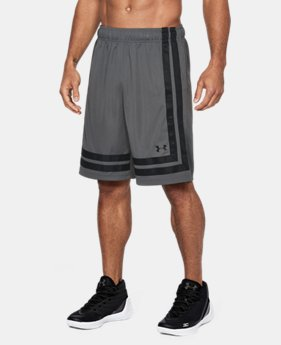 "Men's UA Baseline 10"" Shorts 18  2 Colors $30"