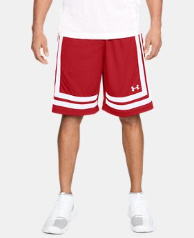 "Men's UA Baseline 10"" Shorts 18  1  Color Available $30"