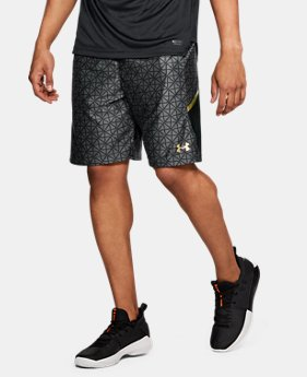 "Men's UA Select Printed 9"" Shorts  1  Color Available $45"