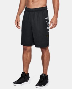 "Men's UA Select 9"" Shorts  1  Color Available $40"
