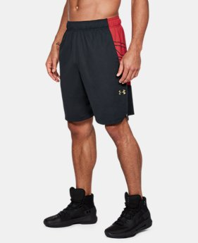 "Men's UA Select 9"" Shorts  1  Color Available $30"