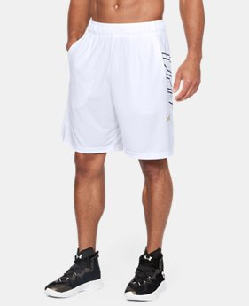 "Men's UA Select 9"" Shorts  1  Color Available $45"