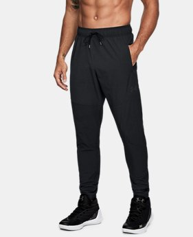 New Arrival Men's UA Pursuit Woven Joggers LIMITED TIME: FREE U.S. SHIPPING 1 Color $80