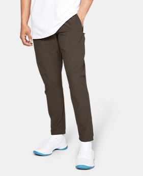 Men's UA Pursuit Woven Joggers  2  Colors $80