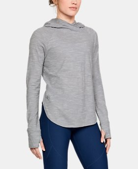 Women's UA Stadium 2.0 Hoodie  3  Colors Available $40