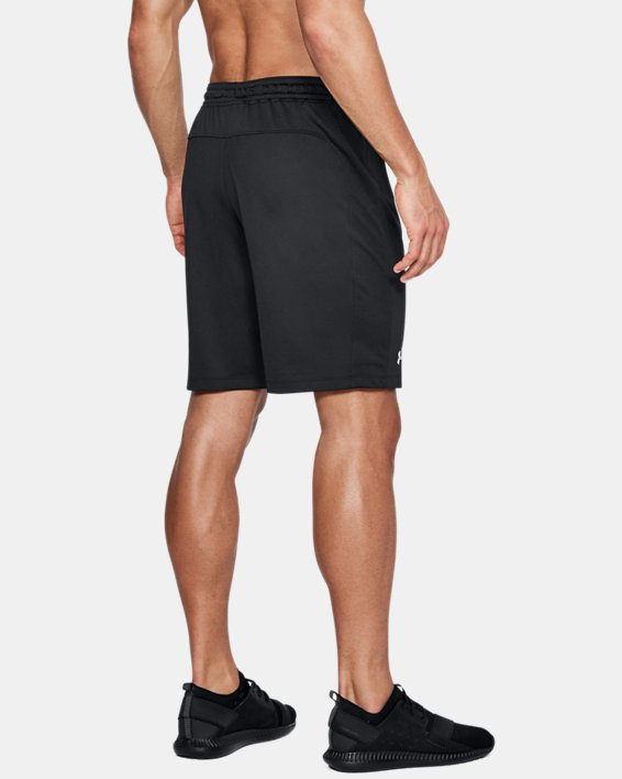 Men's UA MK-1 Team Shorts, Black, pdpMainDesktop image number 2
