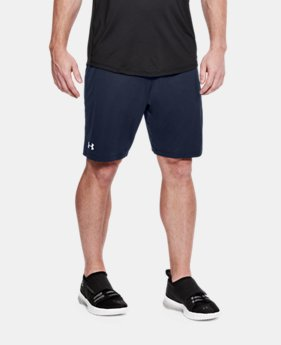 Men's UA Raid Team Shorts  1  Color Available $30