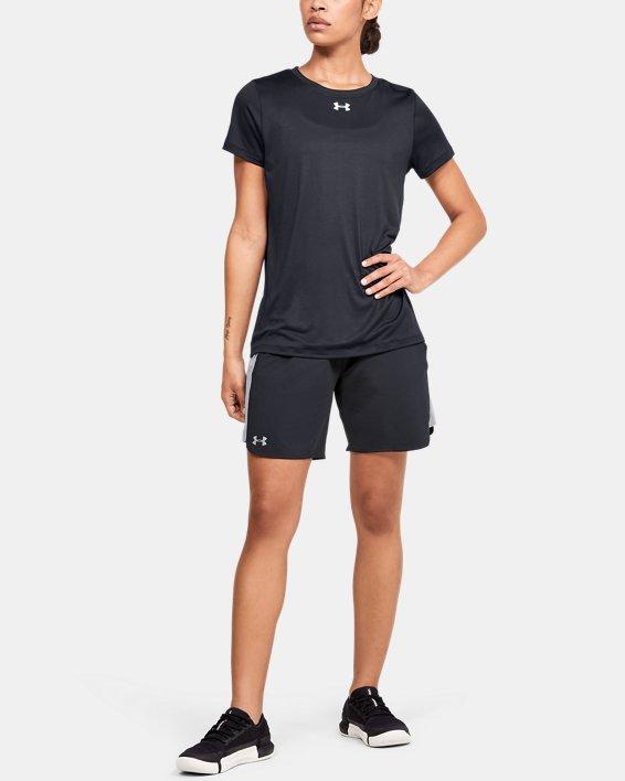 UA Women's UA Game Time Shorts, Black, pdpMainDesktop image number 1
