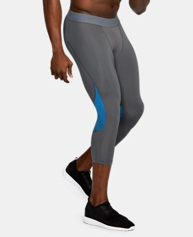 New Arrival Men's ColdGear® Reactor ¾ Leggings  3 Colors $64.99