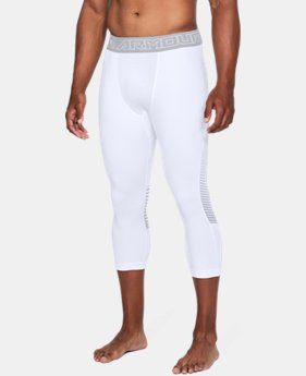 New Arrival Men's ColdGear® Reactor ¾ Leggings  1 Color $64.99
