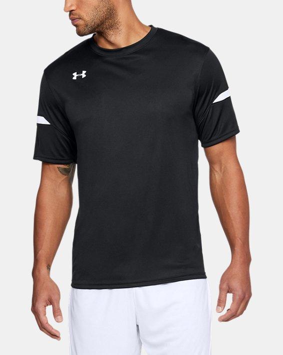 Men's UA Golazo 2.0 Jersey, Black, pdpMainDesktop image number 0