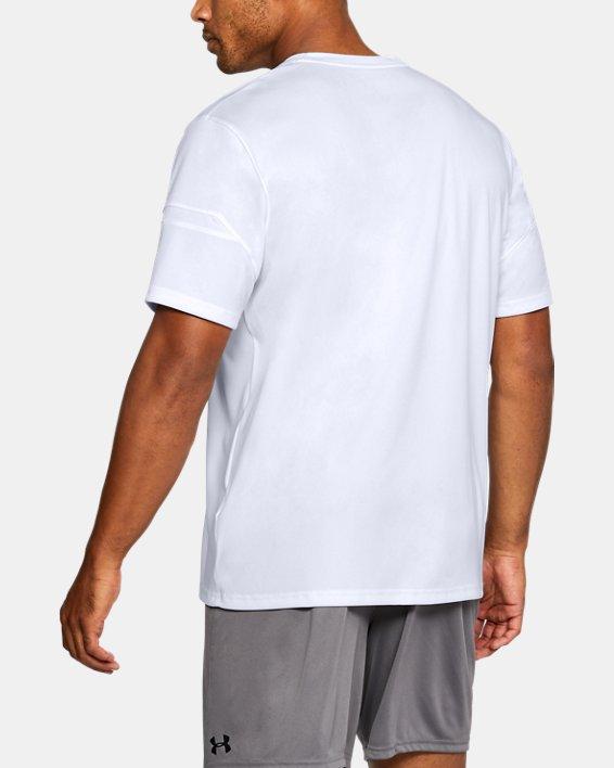 Men's UA Golazo 2.0 Jersey, White, pdpMainDesktop image number 2
