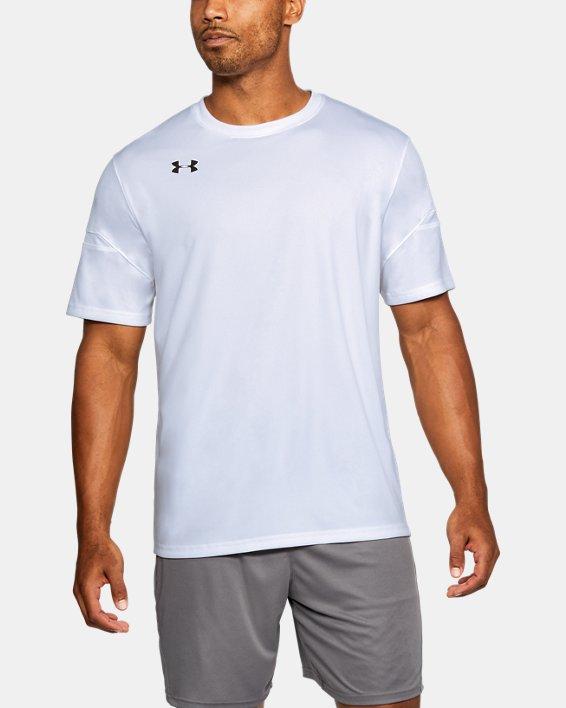 Men's UA Golazo 2.0 Jersey, White, pdpMainDesktop image number 0