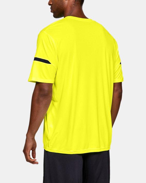 Men's UA Golazo 2.0 Jersey, Yellow, pdpMainDesktop image number 2