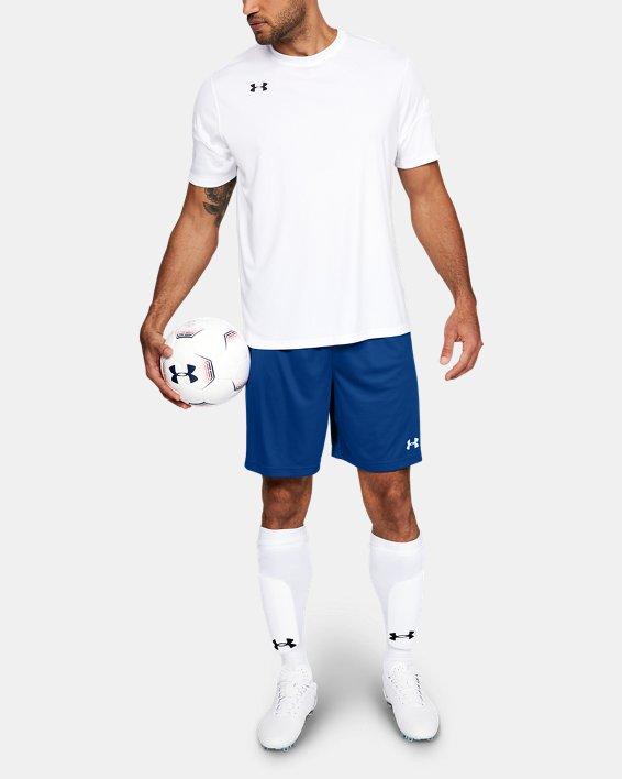 Men's UA Golazo 2.0 Shorts, Blue, pdpMainDesktop image number 1