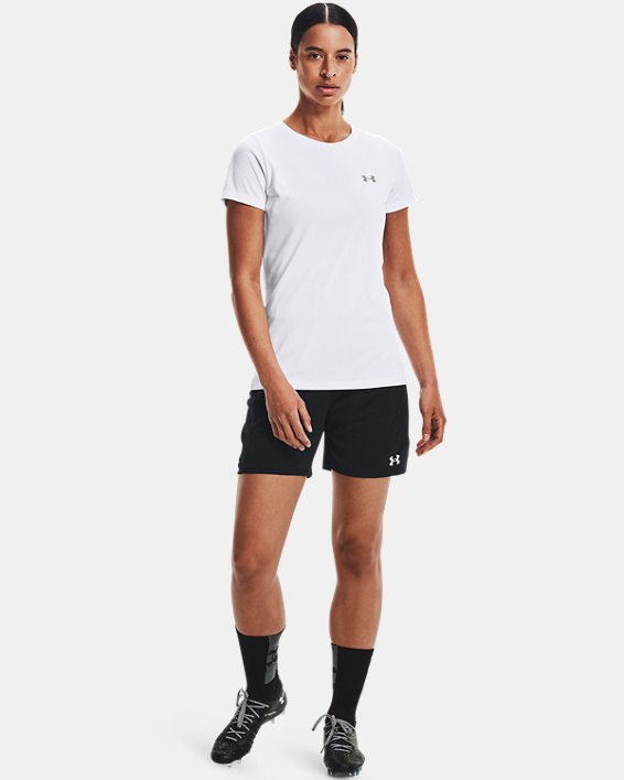 Women's UA Golazo 2.0 Shorts, Black, pdpMainDesktop image number 1