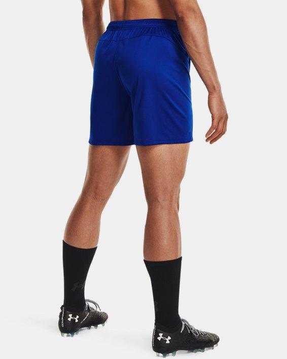 Women's UA Golazo 2.0 Shorts, Blue, pdpMainDesktop image number 2