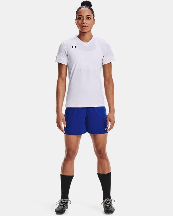 Women's UA Golazo 2.0 Shorts, Blue, pdpMainDesktop image number 1