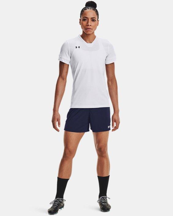 Women's UA Golazo 2.0 Shorts, Navy, pdpMainDesktop image number 1