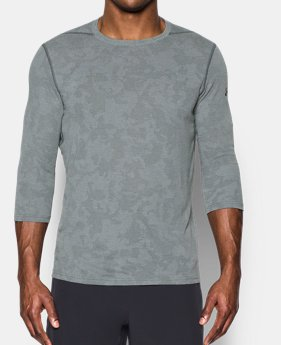 Men's Gray Long Sleeve Shirts | Under Armour US