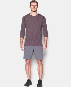 Men's UA Threadborne ¾ Utility T-Shirt  2 Colors $33.74
