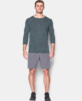 Men's UA Threadborne ¾ Utility T-Shirt  1 Color $33.74