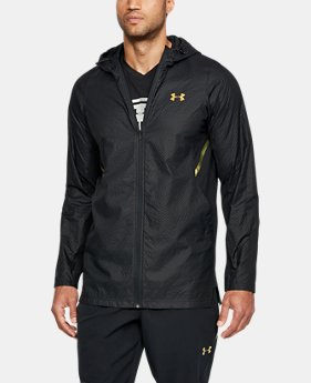 New Arrival Men's UA Select Full Zip Jacket  1 Color $85