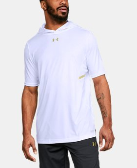 Men's UA Select ½ Sleeve Shooter  1  Color Available $55