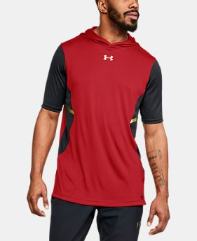 New Arrival Men's UA Select ½ Sleeve Shooter  2  Colors $55