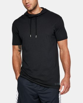 New Arrival  Men's SC30 Short Sleeve Hooded T-Shirt  1  Color Available $50