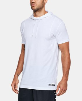 New Arrival Men's SC30 Short Sleeve Hooded T-Shirt  1 Color $50
