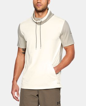 Men's UA Pursuit Funnel Neck Short Sleeve  2 Colors $55