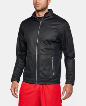 New Arrival Men's SC30 Elevated Warm Up Jacket  1  Color $100