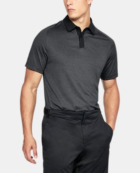 New Arrival Men's UA Threadborne Polo  1 Color $70