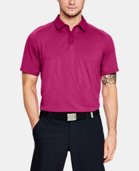 Best Seller  Men's UA Threadborne Polo  7  Colors Available $80