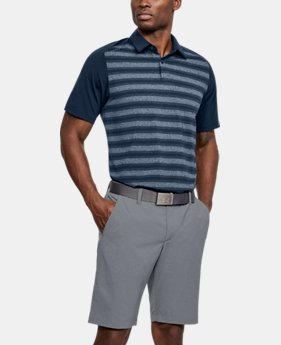 New Arrival Men's UA Threadborne Boundless Polo  3 Colors $75